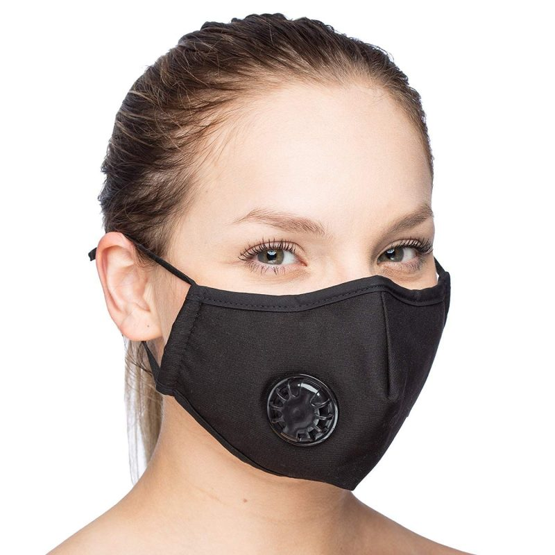 activated carbon respirator masks