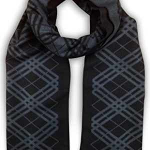 Bonvince Winter Neck Warmer Fleece Lined Infinity Scarf Thicken Windproof Dust Skiing Scarf Face Mask
